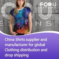Buy cheap China Shirts Supplier and Manufacturer for Global Clothing Distribution and Drop Shipping from wholesalers