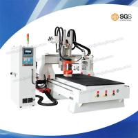 Auto Tool Changer Woodwofking CNC Center with Hsd Drill and Saw