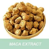 China Herbal supplement organic Maca Root Extract Powder for pharmaceuticals wholesale