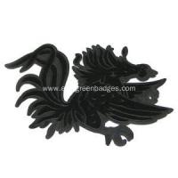 Wholesale Chenille Mascot Patches for Jacket from china suppliers