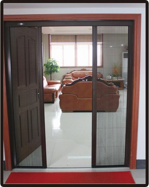 Quality Trackless Screen Door for sale