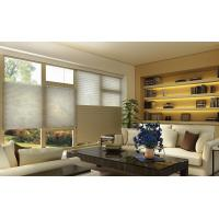 China Up & down and sliding honeycomb blind wholesale