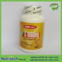 China Vitamin C 1000mg tablet with Bioflavonoids & Rose Hips wholesale