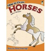 China Dover How To Draw Horses Book wholesale
