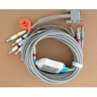 Philips10lead EKG Cable,IEC,banana from Factory