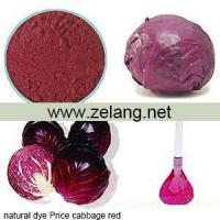 China Natural Dyes Price Cabbage Red Sale wholesale