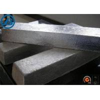 China Low Density Mg99.95A Pure Magnesium Ingot Widely Used In Portable Equipment wholesale