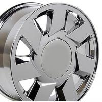 China Wheels for Cadillac 17 Fits Cadillac - DTS Wheel - Chrome 17x7.5 on sale