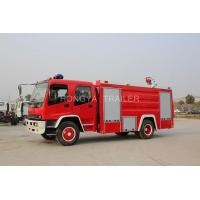 Wholesale ISUZU FVR chassis for Fire-fighting application from china suppliers