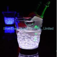 Buy cheap 5L acrylic ice bucket from wholesalers