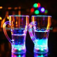 Buy cheap LED beer glass from wholesalers