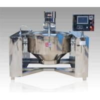 Buy cheap Automatic Electromagnetic Heating Jacketed Cooking Mixer from wholesalers