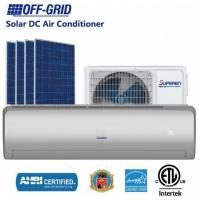 Buy cheap 12000BTU DC48V Solar DC Air Conditioner and Solar Powered Split Air Conditioner Solar Cooling from wholesalers