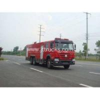 Wholesale Howo turntable ladder wildland fire engine for sale from china suppliers