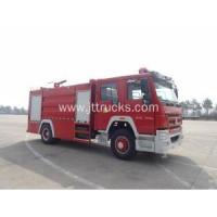 Wholesale Howo 8cbm emergency fire fighting equipment dealers from china suppliers