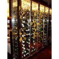 China wine Exhibit frame wholesale