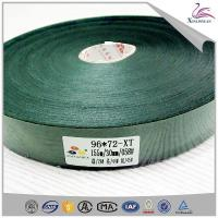 China Eco Friendly155m/roll Green Poly Cotton Binding Fabric Bias Tape For Garment Sewing on sale