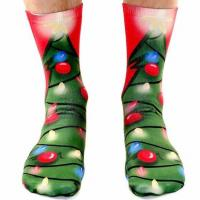 Buy cheap Hot Selling Polyester Socks For Sublimation from wholesalers