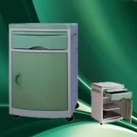 Wholesale hospital cabinet with abs plastic bedside lockers/abs bedside locker from china suppliers