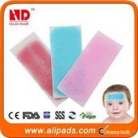 China Physically gel cooling patch for baby and adults Fever reducing wholesale