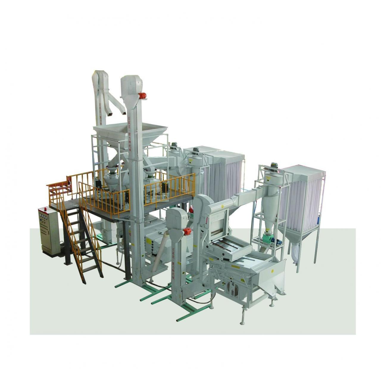 Wholesale Coix Seed Processing Plant from china suppliers