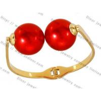 China Gold-Plated Special Bangles DBMS47824 wholesale