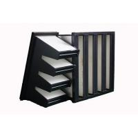 Wholesale HVAC AIR FILTERS Hepa air filter , V pack compact filter from china suppliers