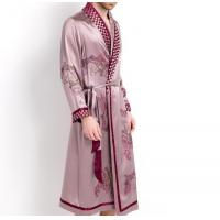 China Autumn Mulberry Silk Robe wholesale