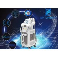 Wholesale Body / Underarms Hair Removal Machine With IPL SHR E Light Technology 3 Handles from china suppliers