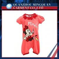 top quality newest design newborn baby clothes manufacturer