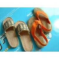 Shoes & Socks HEMP STRAW SLIPPER 3 072