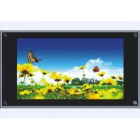 10 inch - wall mount lcd display panel with network