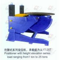 China Positioner with height elevation series wholesale