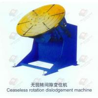 Buy cheap Ceaseless rotation dislodgement machine from wholesalers