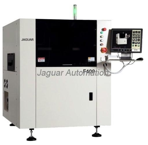 Quality DIP Wave Soldering Machine F400 High Accuracy Automatic Stencil Printer for sale