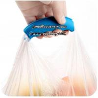 Factory produce silicone grip, handle for paper bag, shopping bag