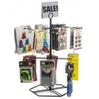 Wholesale Merchandising Display Fixture 2 tire:Counter Spinner Rack from china suppliers