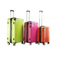 ABS Zipper luggage Model:PG-PZ14