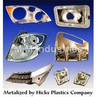 China Molded Plastic Components Metalizing Service wholesale