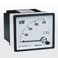 China Analogue Panel Meter Power Meter on sale