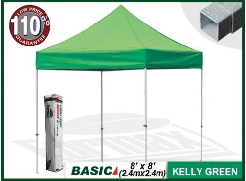 China BASIC 8x8 Canopy Tent (Select Color)