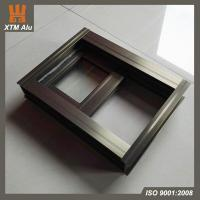 China Aluminium Extrusion Window Frame Profile for Fabrication wholesale