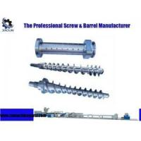 China 150MM Plastic Rubber Screw Barrel for Rubber Extruder Machine wholesale