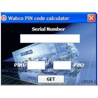 China JBT WABCO PIN CODE CALCULATOR FOR PIN/PIN2 WABCO PIN GENERATOR wholesale
