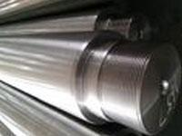China Tensile Strength > 750 Mpa Chrome Piston Rod For Hydraulic Cylinder wholesale