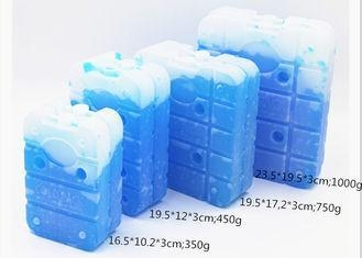Quality Energy Saving Cold Gel Packs Ice Cooler Brick Ice Packs For Food Shipping for sale
