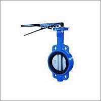 China Cast Iron Wafer Butterfly Valve For Water Gas Oil wholesale