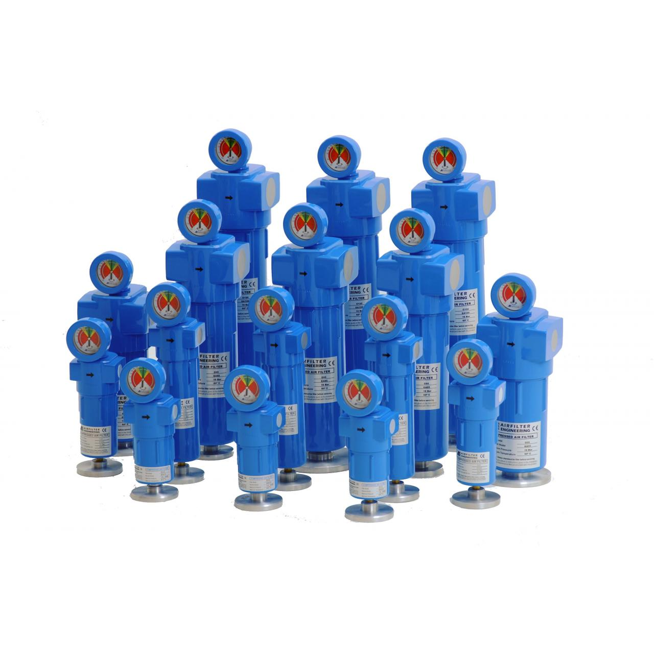 Wholesale Compressed Air Filters - G series from china suppliers