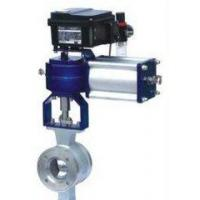 Buy cheap Penuamtic V-Regulating Ball Valve from wholesalers
