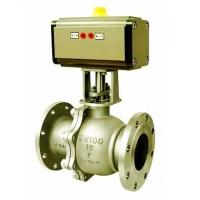 Buy cheap Hard Seal Pneumatic Ball Valve from wholesalers